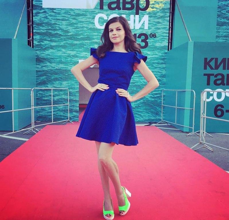 Agniya Kuznetsova Feet