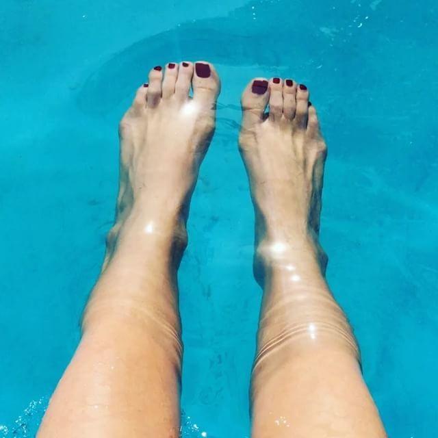 Camila Salazar Feet