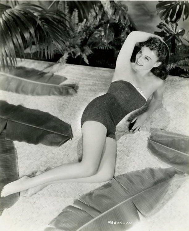 Paulette Goddard Feet