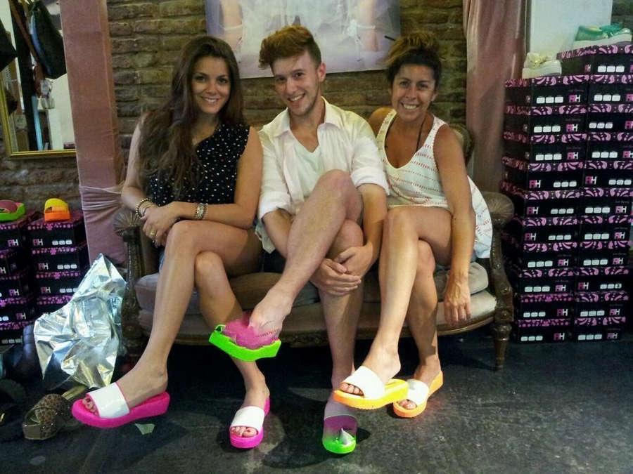 Natali Perez Feet
