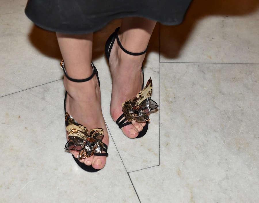 Karolina Krezlova Feet