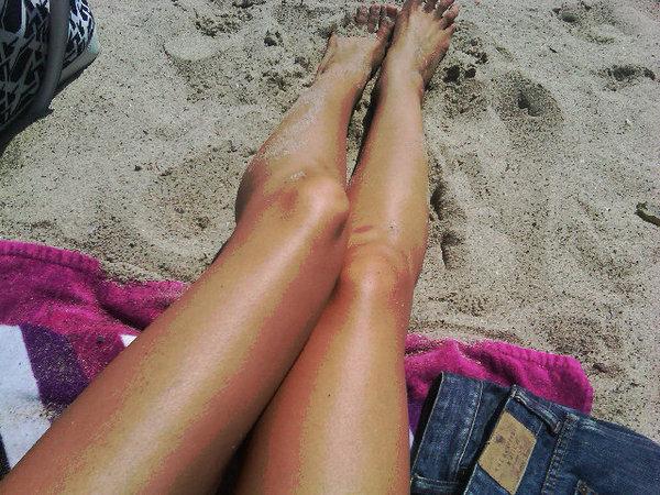 Alison Fiori Feet