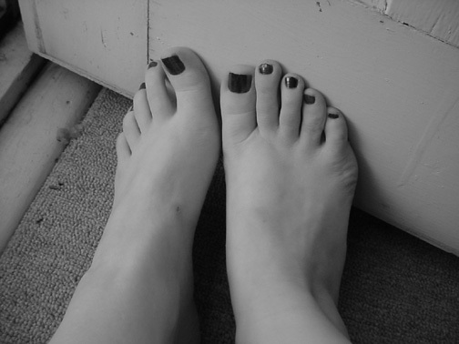 Sunny Crittenden Feet