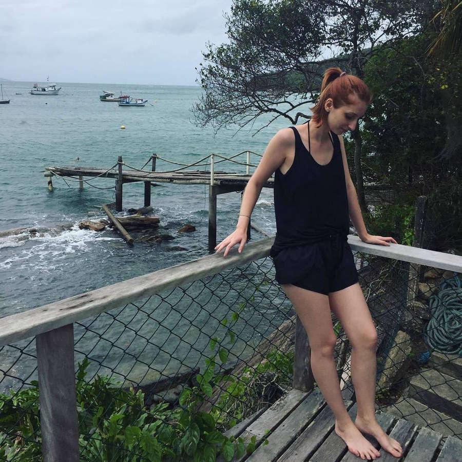 Gabriela Fernandes Feet