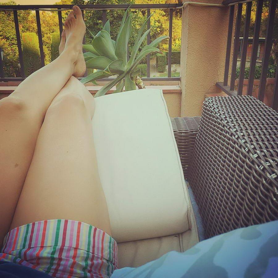 Marta Bosch Feet