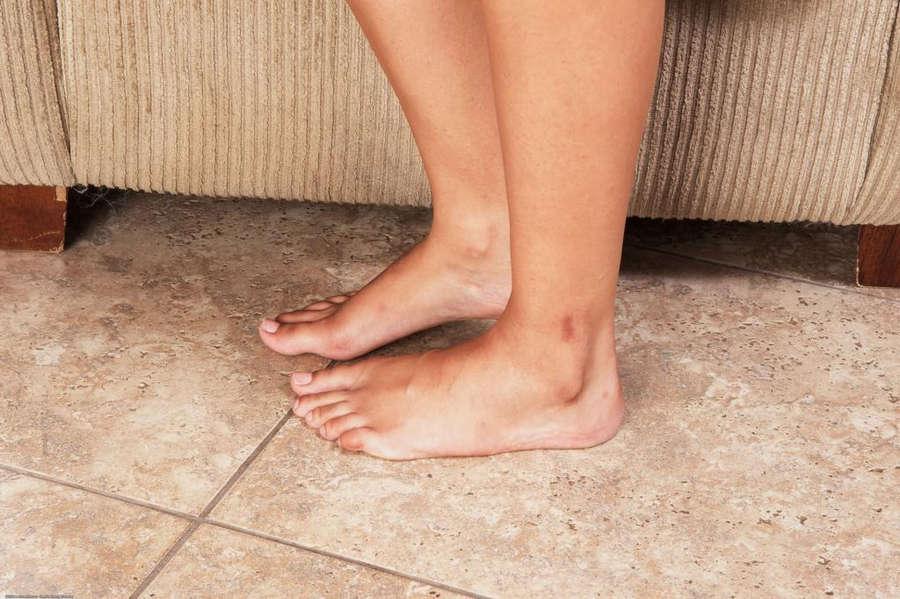 Julie Kay Feet
