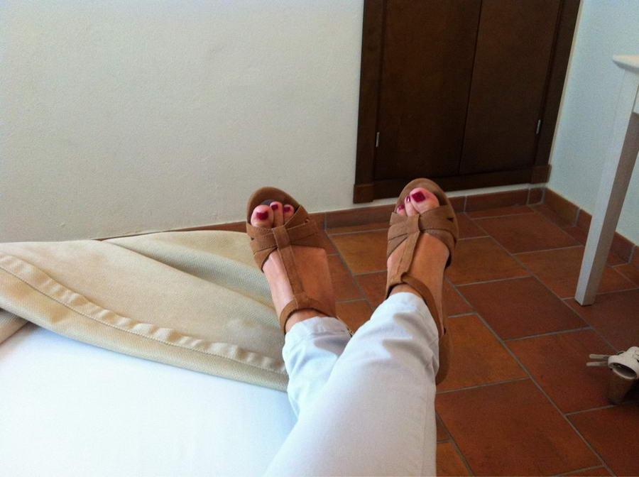 Mar Vega Feet