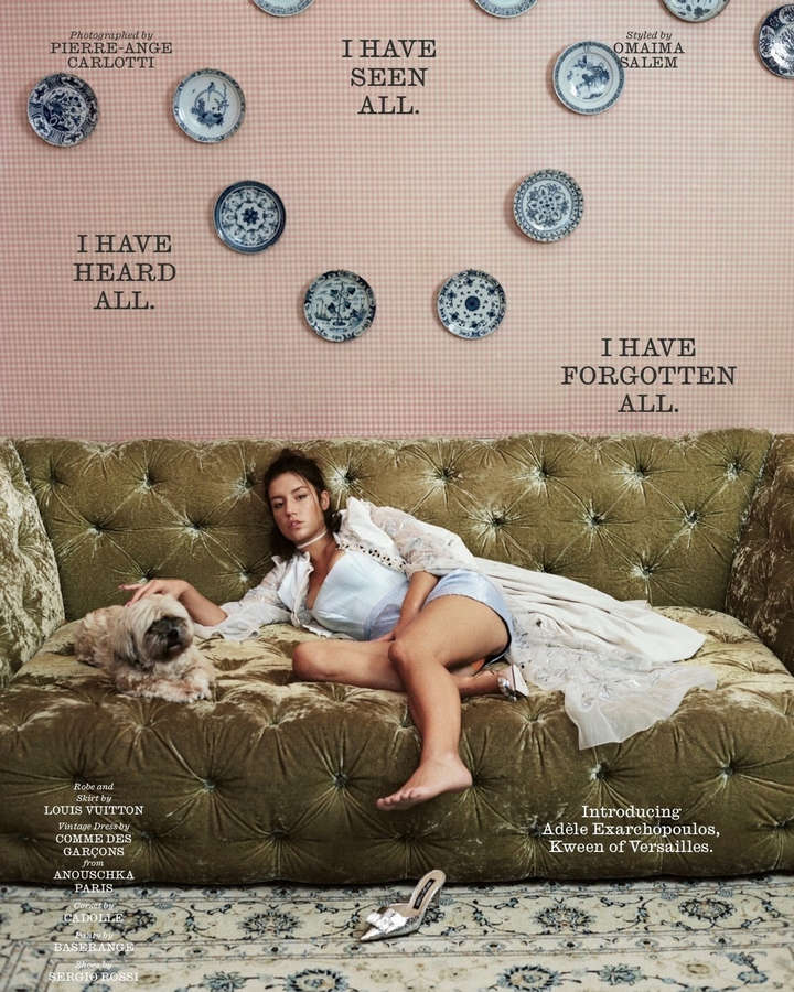 Adele Exarchopoulos Feet