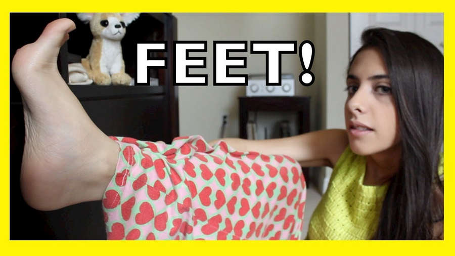 Katie Carmona Feet