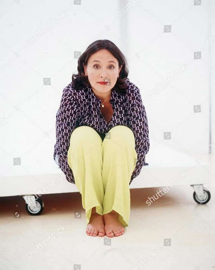 Arabella Weir Feet