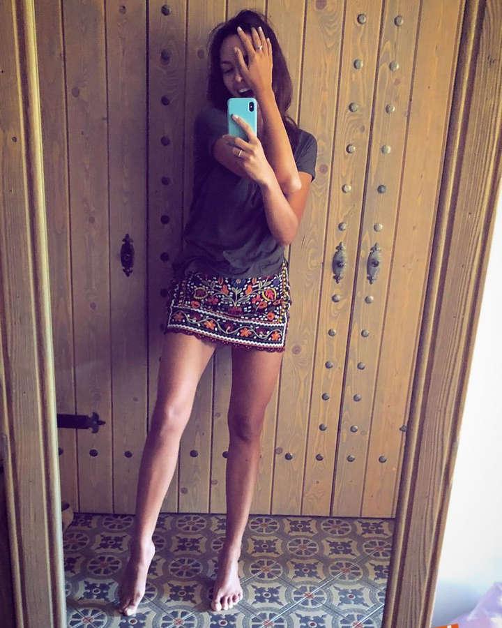 Paulina Krupinska Feet