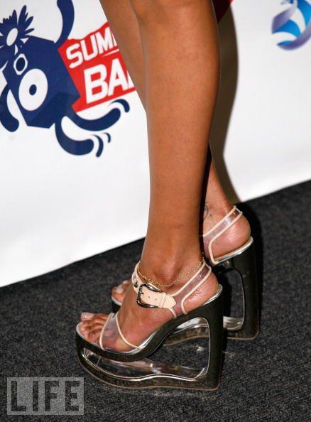 Shontelle Feet