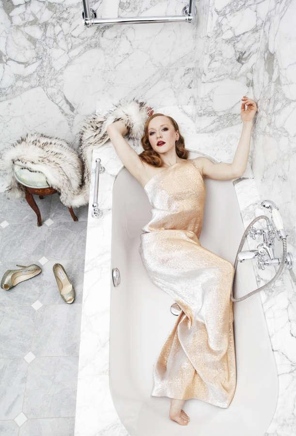 Brigitte Hobmeier Feet