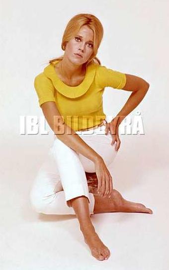 Jane Fonda Feet