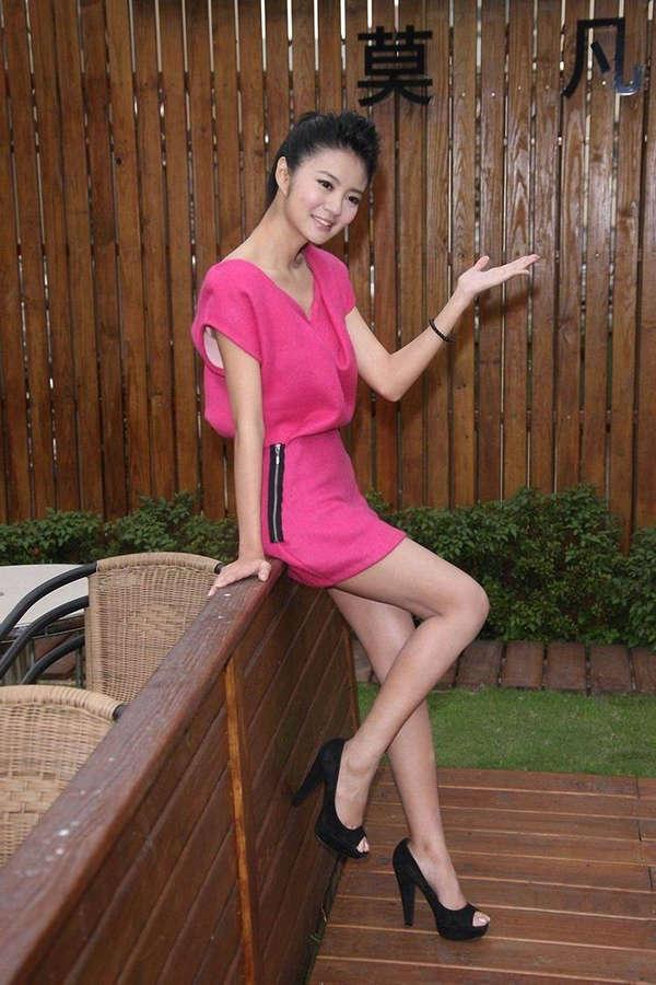 Yixuan An Feet
