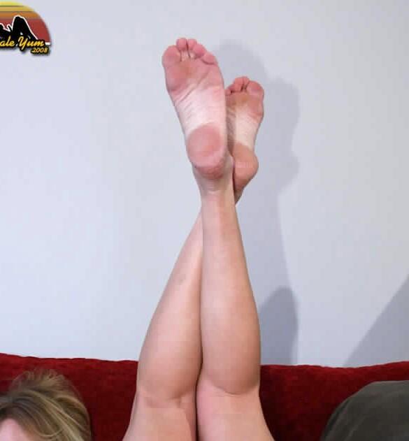 Olivia Love Feet
