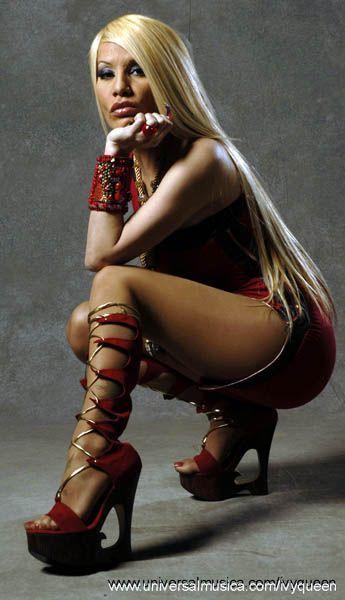 Ivy Queen Feet