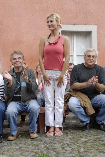 Malgorzata Lewinska Feet