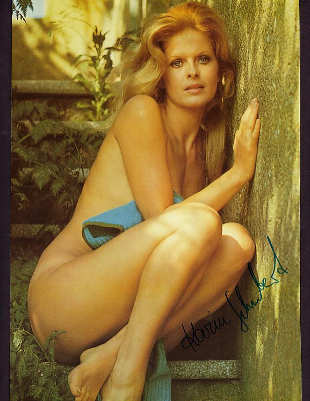 Karin Schubert Feet