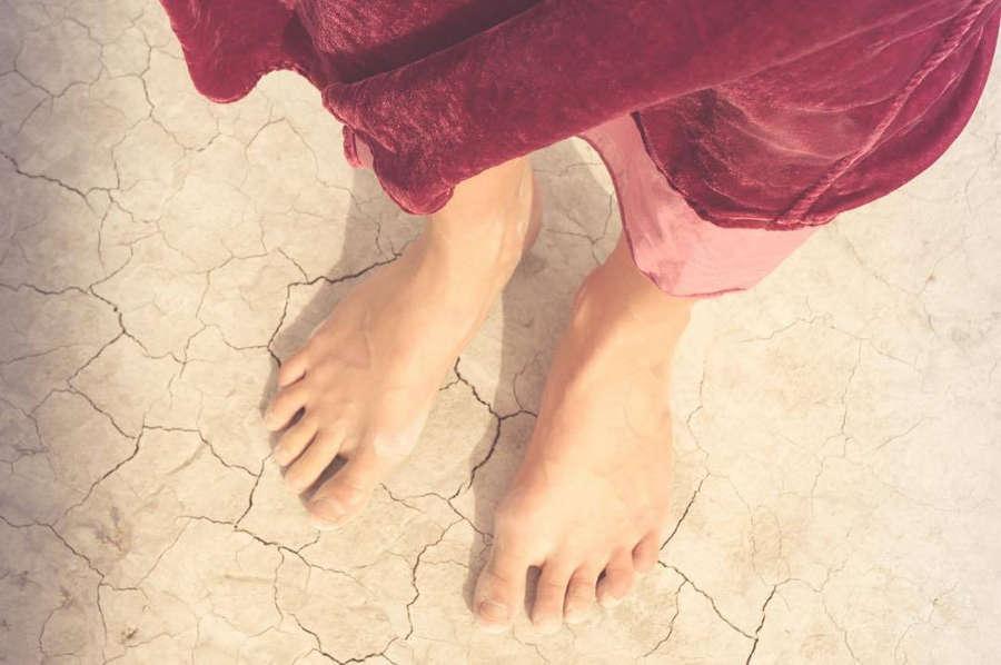 Sierra Quitiquit Feet