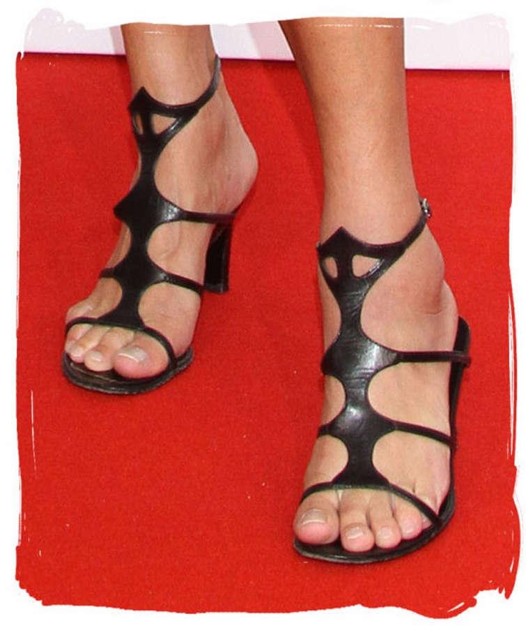 Anja Kling Feet