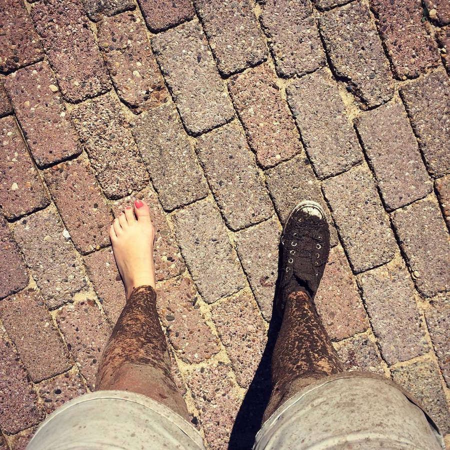 Dorien Reynaert Feet