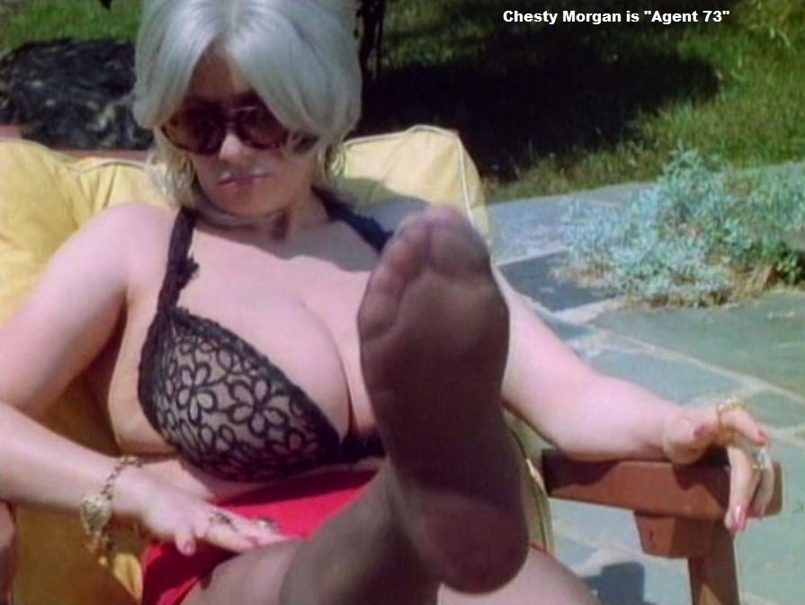 Chesty Morgan Feet