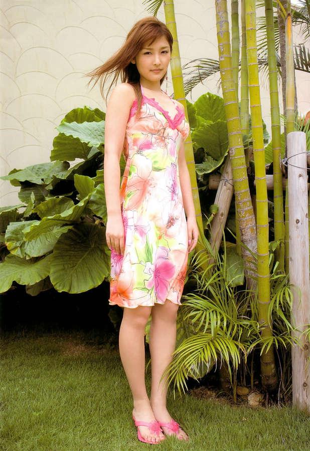 Rika Ishikawa Feet