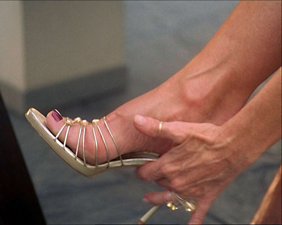 Farrah Fawcett Feet