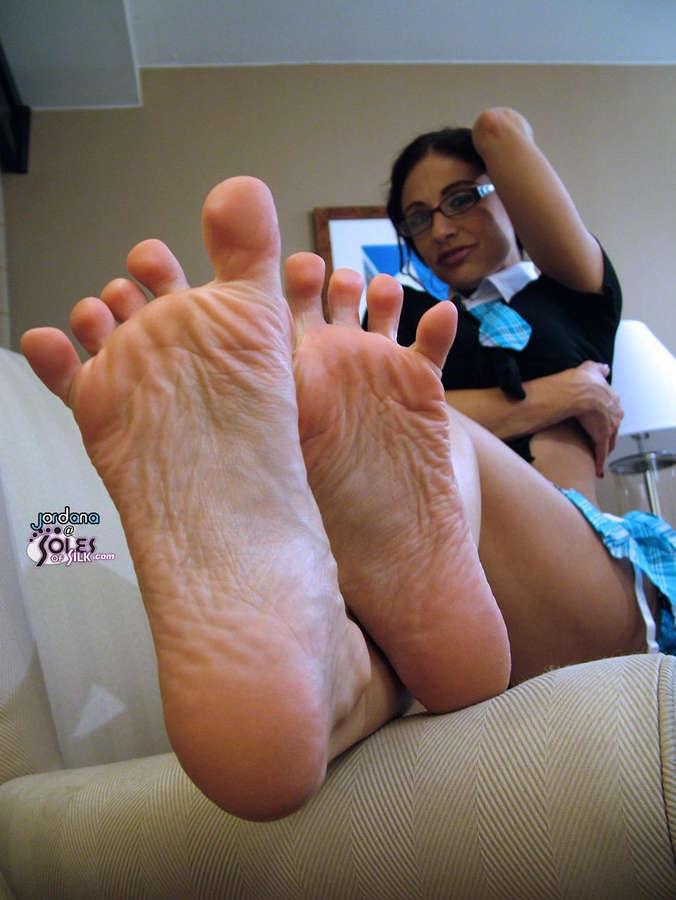 Jordana Leigh Feet