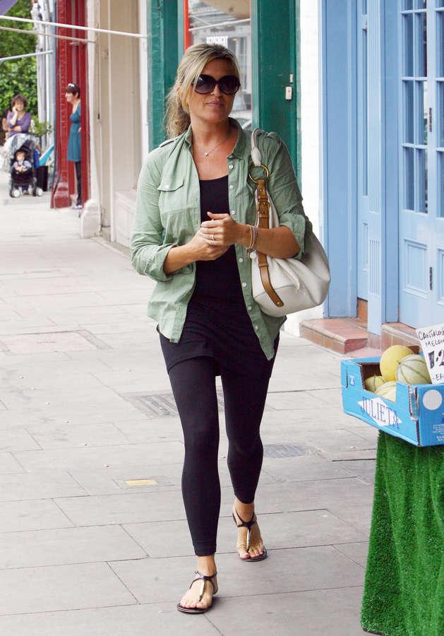 Tina Hobley Feet