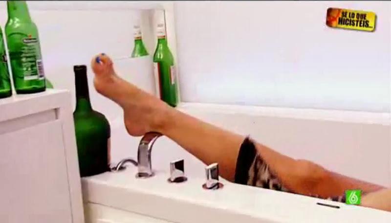 Patricia Conde Feet