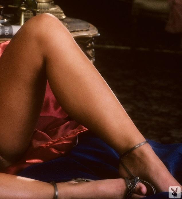 Lisa Welch Feet