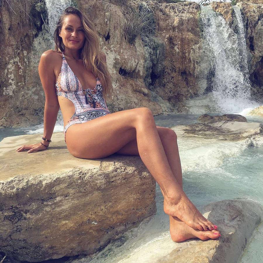Adina Rivera Schaefer Feet