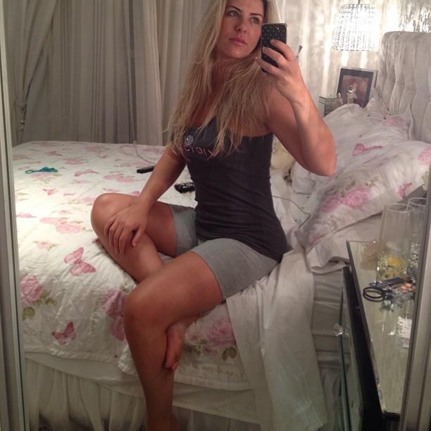 Iris Stefanelli Feet