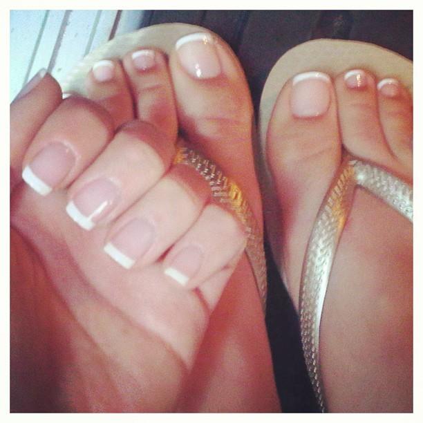 Francesca Frigo Feet