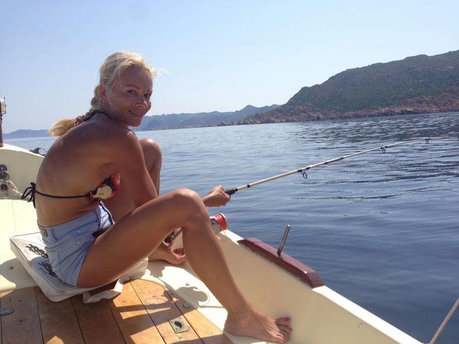 Tanya Kozhuharova Feet
