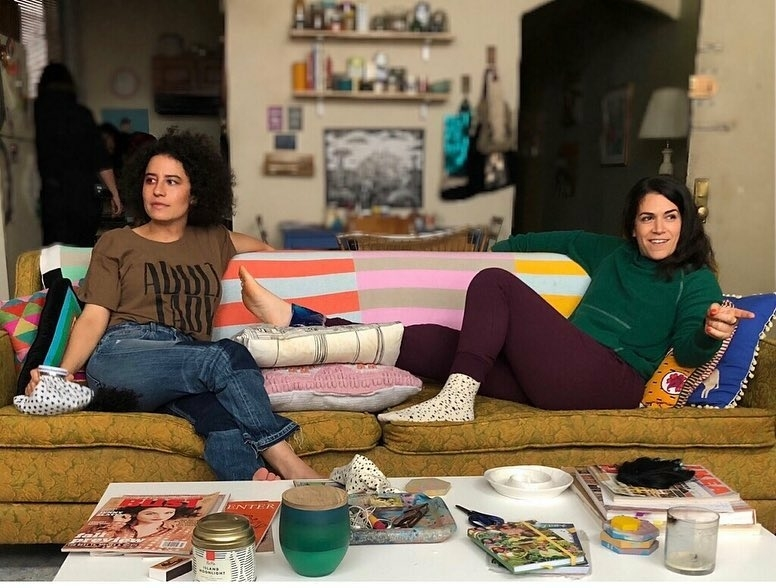 Abbi Jacobson Feet