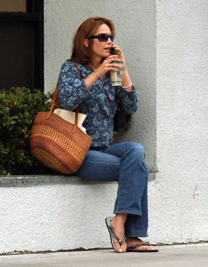 Diane Lane Feet