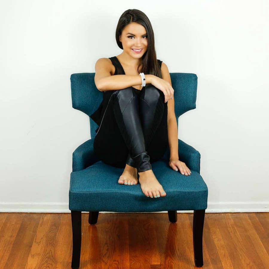 Shauna Baker Feet
