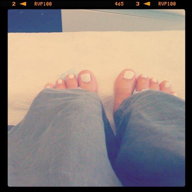 Natasha Yi Feet