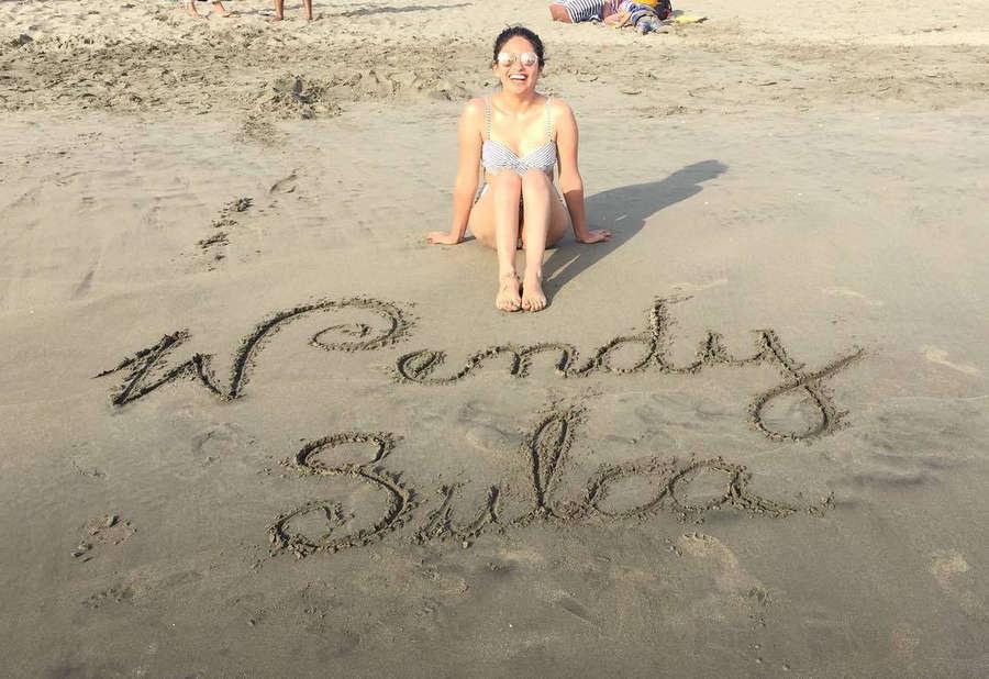 Wendy Sulca Feet