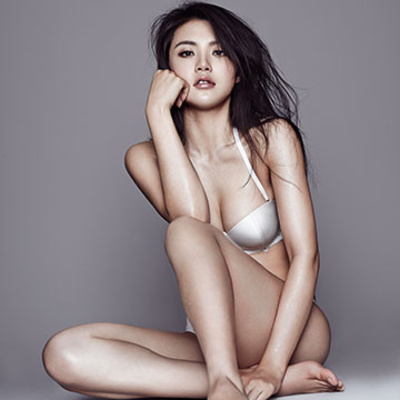 Candice Zhao Feet