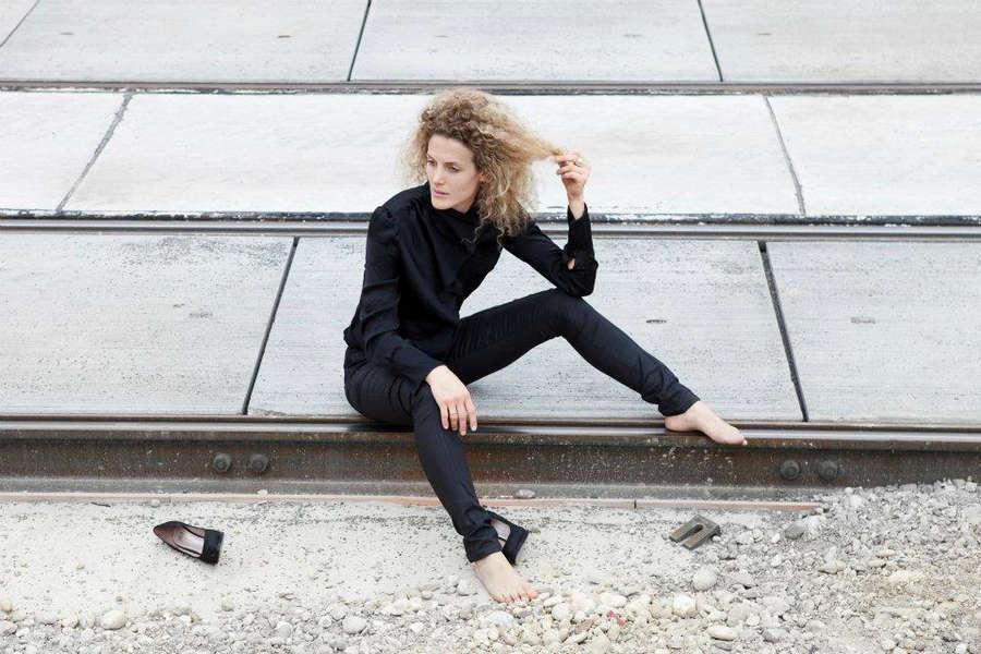 Barbara Lanz Feet