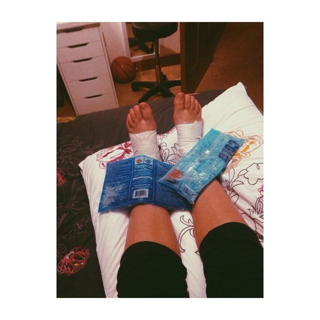 Gaia Gozzi Feet