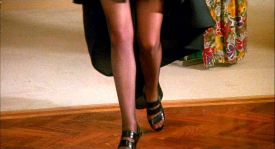 Kristy Swanson Feet
