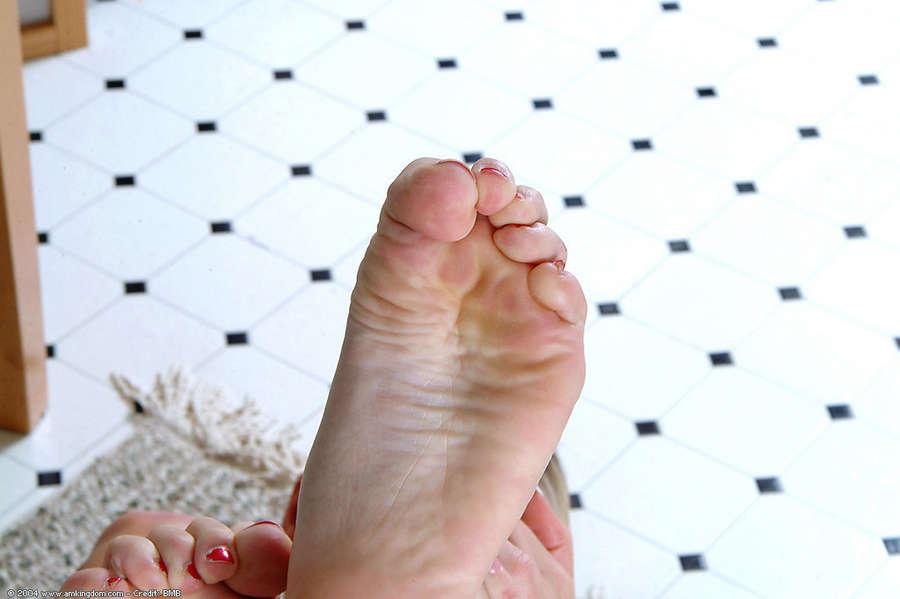 Ashley Long Feet