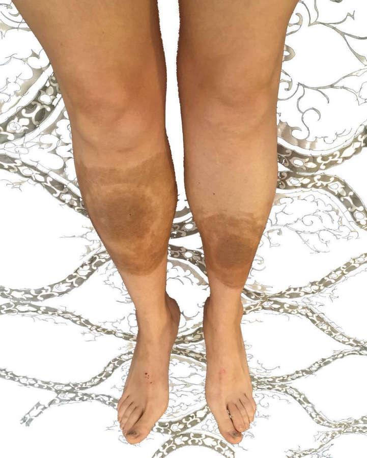 Luisa Lyons Feet
