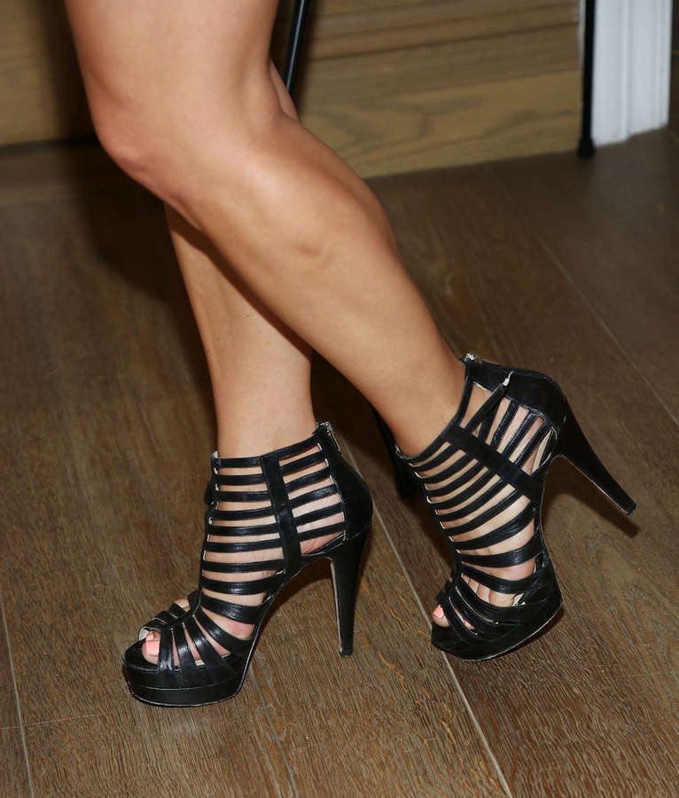 Tenille Houston Feet