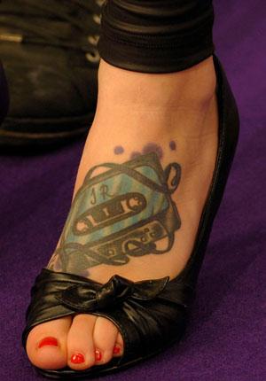 Jennifer Rostock Feet